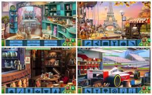 Hidden Object Scenes