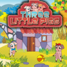 Three Little Pigs: Interactive Book