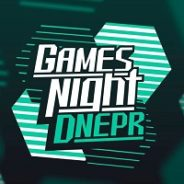 Games Night Dnepr